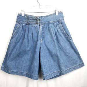VTG ILGWU Denim Shorts